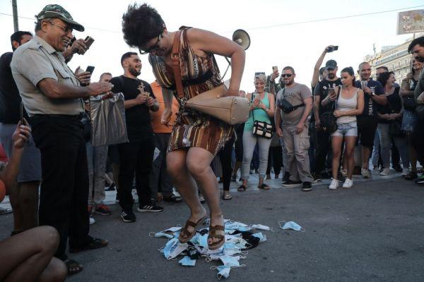 Κορωνοϊός : Η Ελλάδα 2η στον κόσμο σε αρνητές μάσκας – 1η η Νιγηρία | tovima.gr