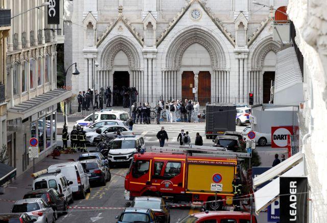 Επίθεση στη Νίκαια : Από τη Λαμπεντούζα έφτασε στη Γαλλία ο 21χρονος δράστης   tovima.gr
