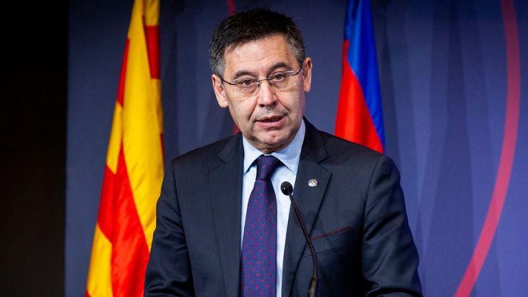 Μπαρτσελόνα : Έκλεισε το λογαριασμό του στο twitter ο Μπαρτομέου | tovima.gr