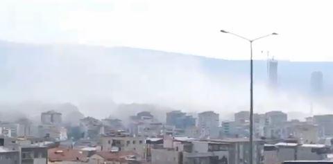 Σεισμός : Ταρακουνήθηκε η Σμύρνη – Κατέρρευσαν κτίρια | tovima.gr