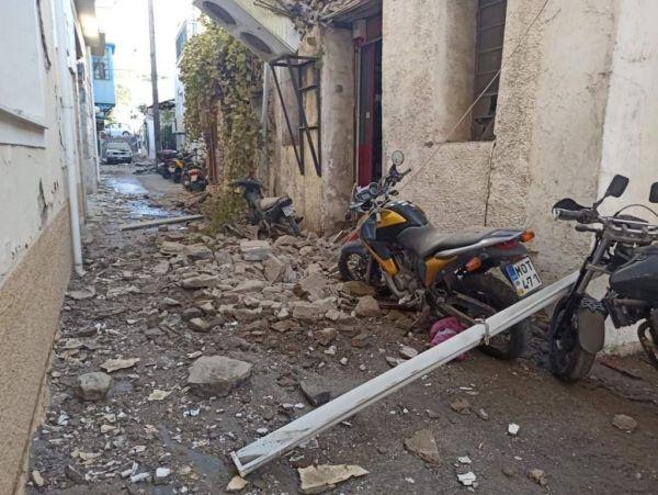 Σεισμός – Σάμος : Αναθεώρηση στα 7 Ρίχτερ   tovima.gr