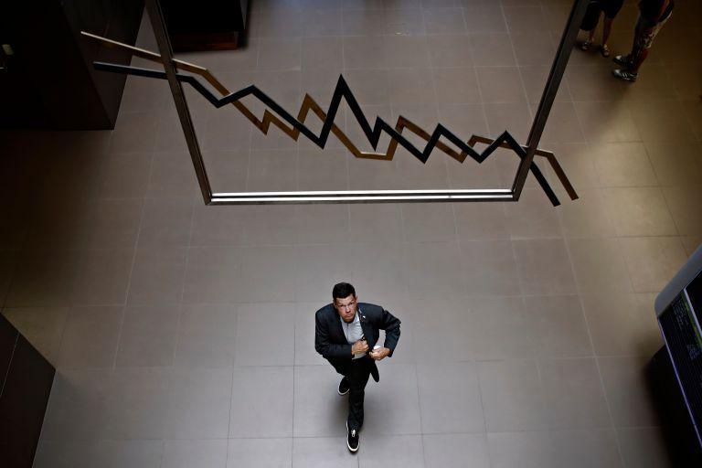 Τραπεζικό ράλι στο Χρηματιστήριο Αθηνών | tovima.gr