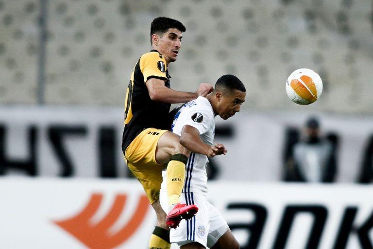 ΑΕΚ : Πάλεψε αλλά δεν τα κατάφερε κόντρα στη Λέστερ | tovima.gr