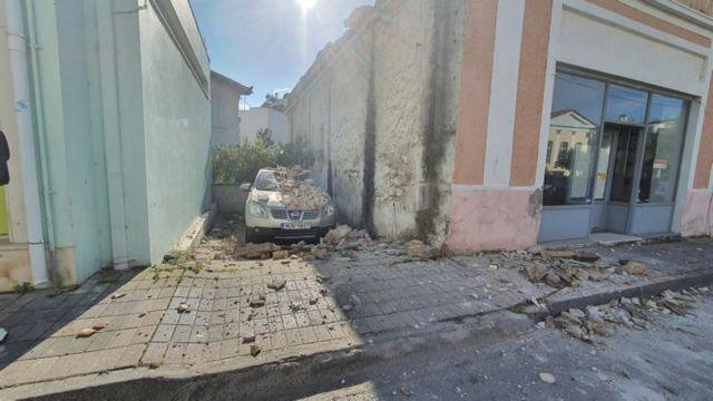 Χαρδαλιάς από Σάμο : Έχουν πληγεί οι υποδομές – Θα κάνουμε ότι λέει το πρωτόκολλο | tovima.gr