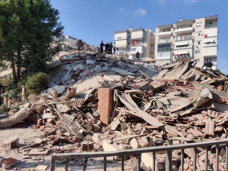 Σεισμός : Οι ευχές Ερντογάν στους πολίτες της Σμύρνης | tovima.gr