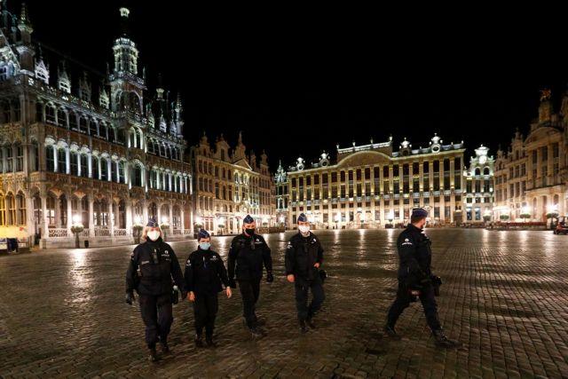 Κορωνοϊός : Σε lockdown από τη Δευτέρα το Βέλγιο   tovima.gr