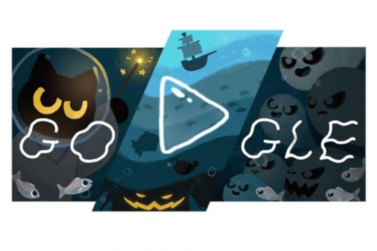 Google : Doodle για Halloween 2020 : Παιχνίδι με φαντάσματα   tovima.gr