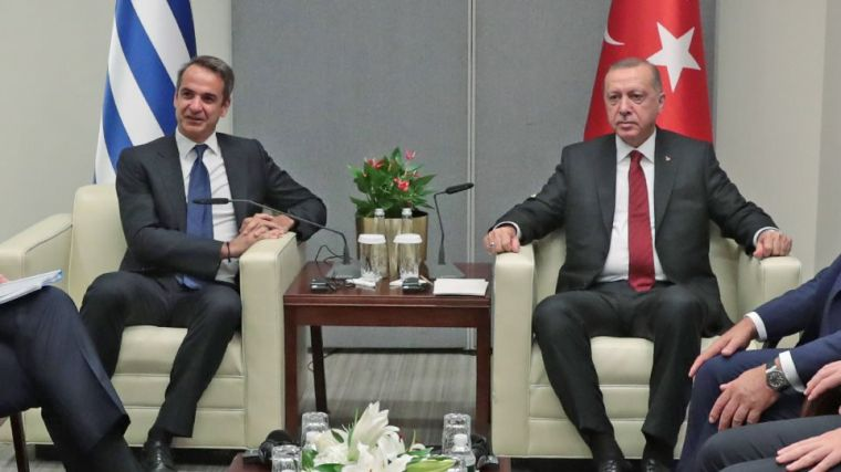 Σεισμός – Επικοινωνία Μητσοτάκη με Ερντογάν : Όποιες και αν είναι οι διαφορές μας, είμαστε μαζί | tovima.gr