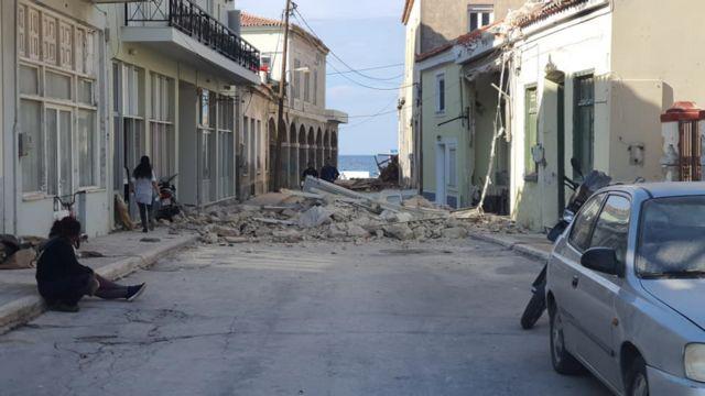 Σεισμός : Συλλυπητήρια Βαρουφάκη για την απώλεια των δύο μαθητών | tovima.gr