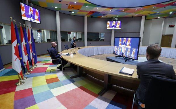 Σύνοδος Κορυφής : Τι συμφώνησαν οι «27» για την πανδημία   tovima.gr
