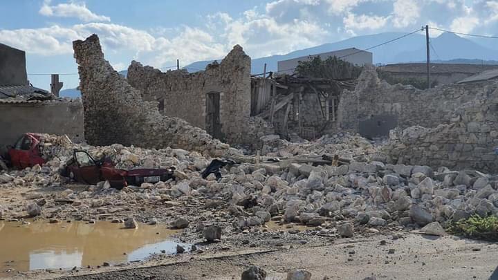 Σεισμός στη Σάμο: Εικόνες καταστροφής – Τεράστια προβλήματα | tovima.gr