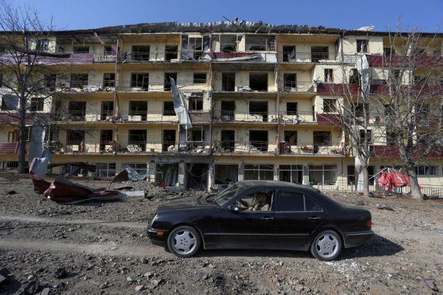 Ναγκόρνο Καραμπάχ : Για αποκλιμάκωση των συγκρούσεων συμφώνησαν Αρμενία και Αζερμπαϊτζάν | tovima.gr
