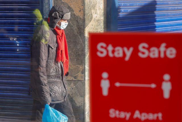 Η Βρετανία ξεπέρασε το ένα εκατομμύριο κρούσματα | tovima.gr