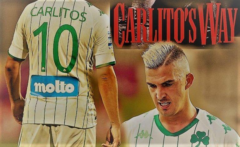 Υπόθεση Καρλίτος: Η πρώτη νίκη του Παναθηναϊκού (2-0)   tovima.gr