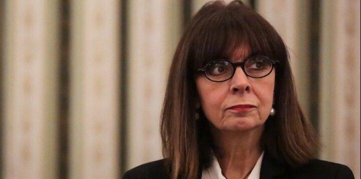 Σακελλαροπούλου : Η επίθεση στον πρύτανη προσβάλλει βάναυσα κάθε δημοκρατικό πολίτη | tovima.gr