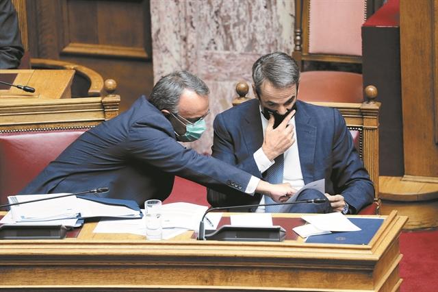 Η πρόταση μομφής πάγωσε (προσωρινά)τον ανασχηματισμό | tovima.gr