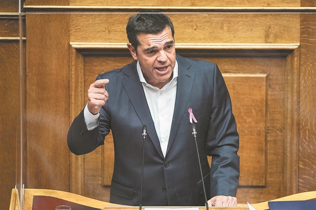 Τι θα πει ο Τσίπρας σήμερα στη Βουλή για την υπόθεση Λιγνάδη – Επίθεση σε Μητσοτάκη | tovima.gr