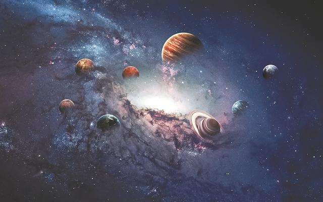 Πώς δημιουργήθηκε το Σύμπαν | tovima.gr