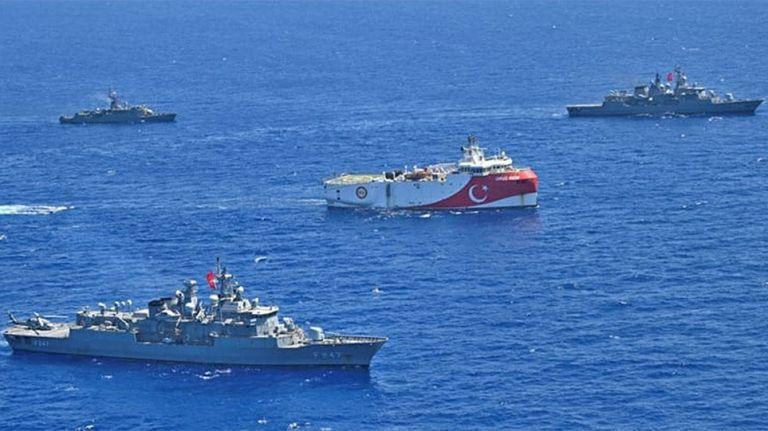 Ελληνοτουρκικά: Η νέα NAVTEX, οι εμπρηστικές δηλώσεις Ερντογάν, η στάση της Αθήνας | tovima.gr