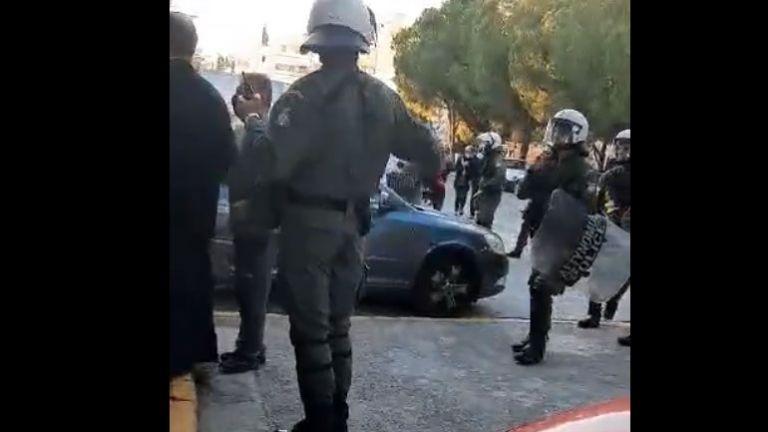 Γαλάτσι : Δίωξη για πλημμελήματα στους συλληφθέντες   tovima.gr