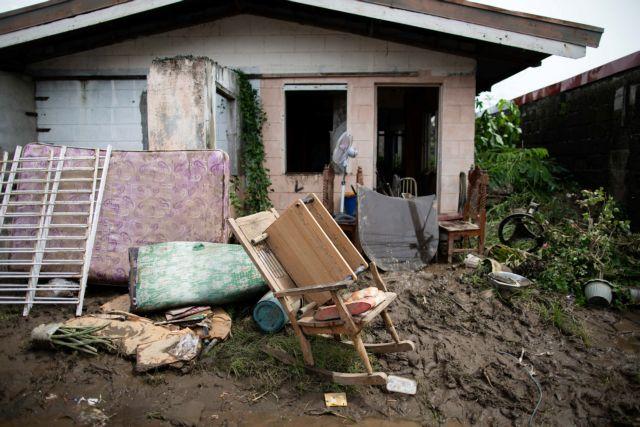 Φιλιππίνες : Στους 16 οι νεκροί από τον τυφώνα Γκόνι | tovima.gr