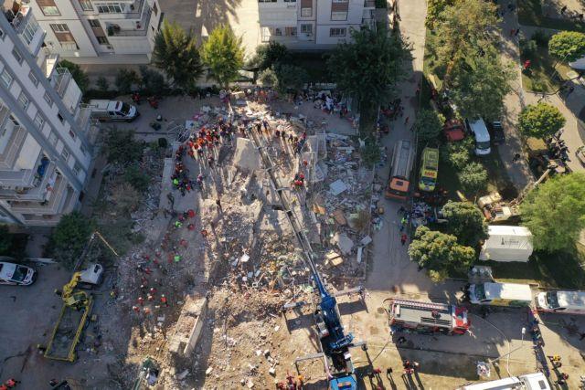Σεισμός – Σμύρνη : Μεγαλώνει η λίστα με νεκρούς και τραυματίες | tovima.gr