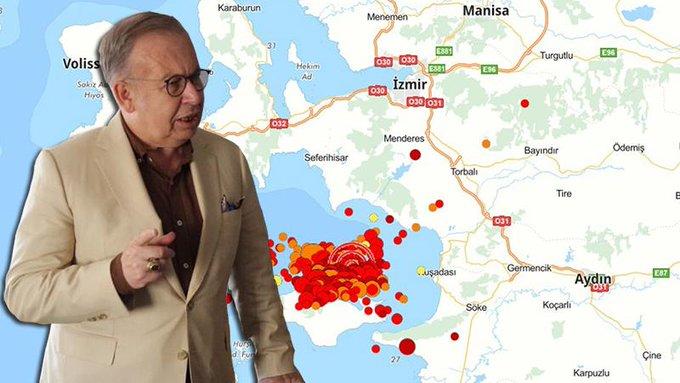 Νέα πρόκληση Γιαϊτζί : «Ο σεισμός απέδειξε ότι η Σάμος ανήκει στην τουρκική υφαλοκρηπίδα»   tovima.gr