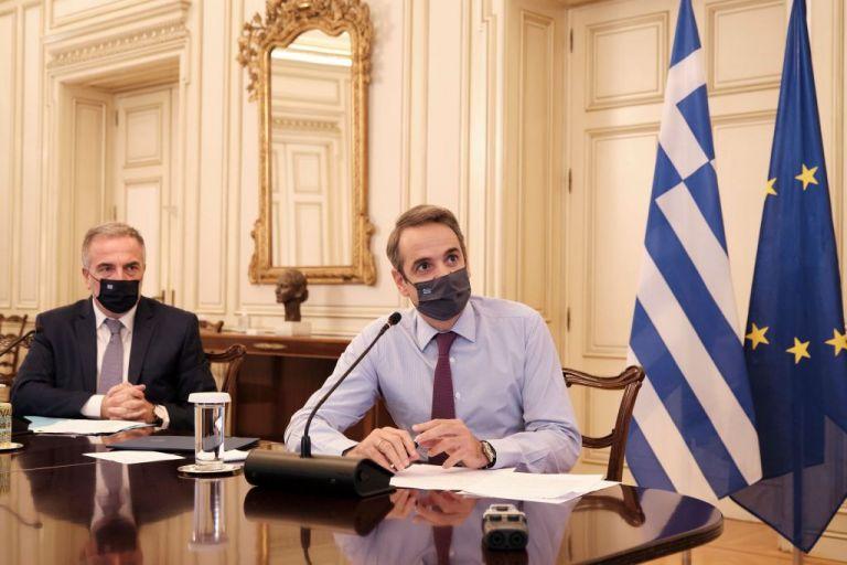 Μητσοτάκης στην Κ.Ο: Μας έτυχαν πολλά μαζεμένα – Δεν εφησυχάζουμε από τις δημοσκοπήσεις | tovima.gr