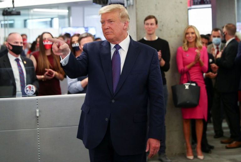 Eκλογές ΗΠΑ – Τραμπ : Ούτε σκέψη για ομιλία αποδοχής ήττας | tovima.gr