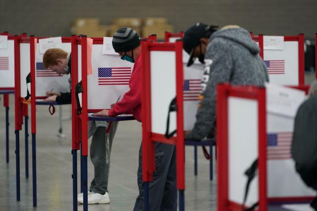 Εκλογές – ΗΠΑ : Ένας στους δέκα ψήφισε για πρώτη φορά   tovima.gr