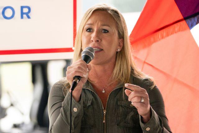 Εκλογές ΗΠΑ : Μια συνωμοσιολόγος στη Βουλή των Αντιπροσώπων | tovima.gr