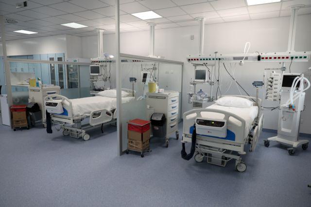 Κορωνοϊός : 1.503 οι ασθενείς που νοσηλεύονται – Στο 70% η πληρότητα στις ΜΕΘ | tovima.gr