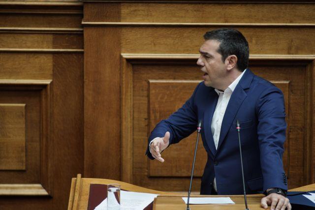 Εριξε το γάντι ο Αλέξης Τσίπρας | tovima.gr