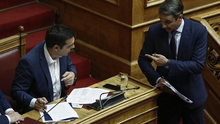 Lockdown: Την Τρίτη ενημερώνει τη Βουλή ο Μητσοτάκης | tovima.gr