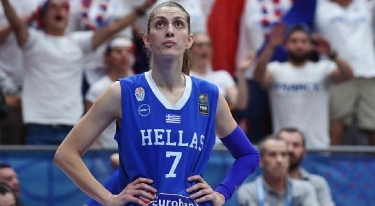 Mπάσκετ – Εθνική Γυναικών: Θετική στον κορωνοϊό η Σπυριδοπούλου | tovima.gr