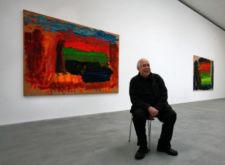 Howard Hodgkin : Έκθεση αφιερωμένη στον θρυλικό ζωγράφο στο Λονδίνο | tovima.gr