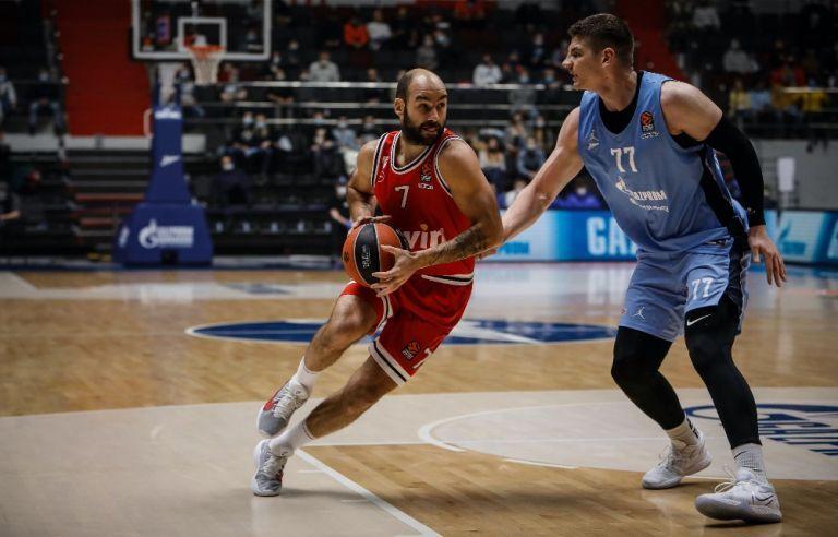 Τα στιγμιότυπα του Ζενίτ – Ολυμπιακός | tovima.gr