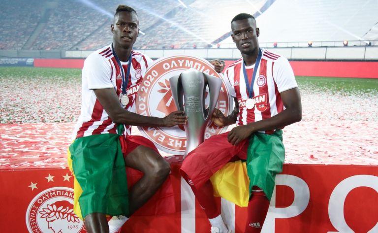 Ολυμπιακός : Πάνε στο Κόπα Άφρικα με την ομάδα της Σενεγάλης οι Σισέ και Μπα | tovima.gr