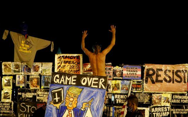 Εκλογές ΗΠΑ : Ενωτικός ο Μπάιντεν που βρίσκεται μια ανάσα από το Λευκό Οίκο – Επιμένει διχαστικά ο Τραμπ | tovima.gr