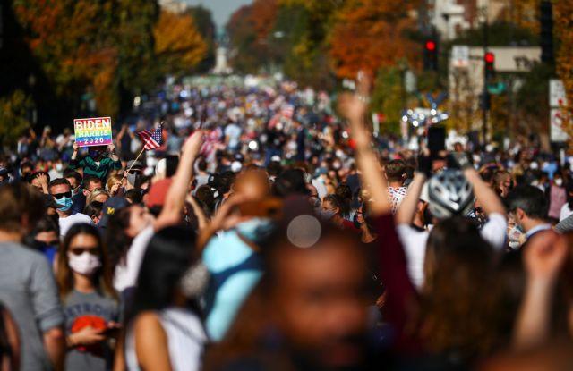 Εκλογές ΗΠΑ : Τρεις πρώην πρόεδροι συγχαίρουν τον Μπάιντεν | tovima.gr