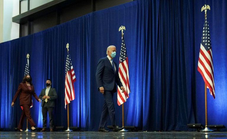 Εκλογές ΗΠΑ : Στον Λευκό Οίκο ο Τζο Μπάιντεν, ο 46ος Πρόεδρος των Ηνωμένων Πολιτειών | tovima.gr