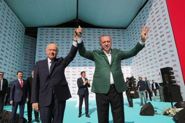 Προκλητικός Ερντογάν : Στις 15 Νοεμβρίου θα κάνουμε πικ νικ στα Βαρώσια | tovima.gr