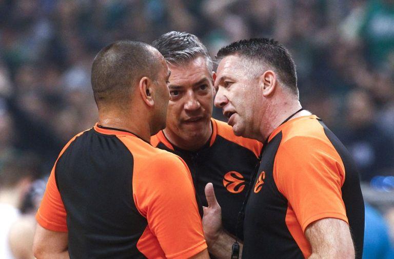 Euroleague : Αυτοί σφυρίζουν τους «αιωνίους» την 8η αγωνιστική | tovima.gr