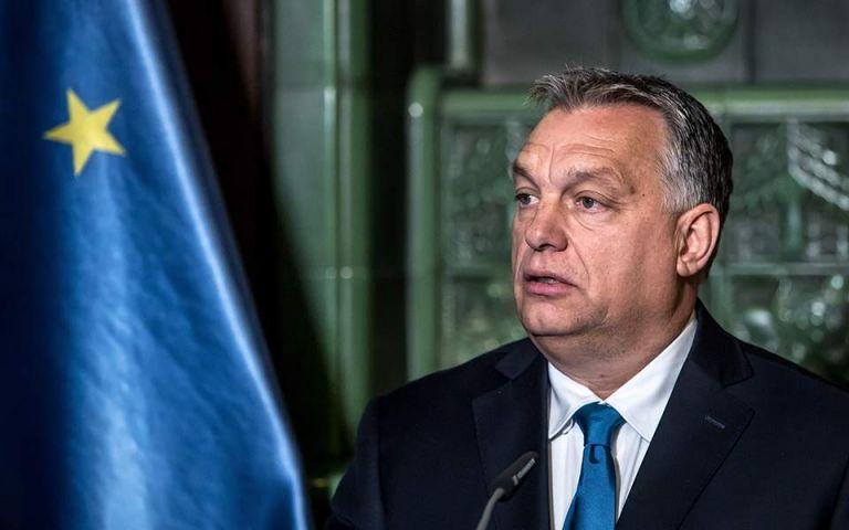 Ουγγαρία: Ο πρωθυπουργός απειλεί να θέσει βέτο στον προϋπολογισμό της ΕΕ | tovima.gr