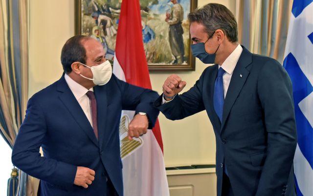 Στην Αθήνα ο Αλ Σίσι – Θα συναντηθεί με τον πρωθυπουργό | tovima.gr