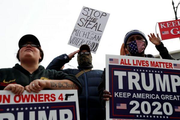 Εκλογές ΗΠΑ : Το 70% των Ρεπουμπλικάνων πιστεύει ότι υπήρξε νοθεία   tovima.gr