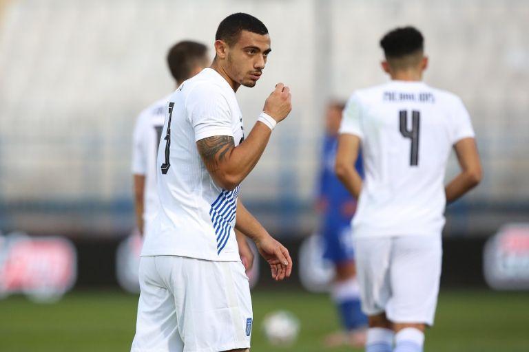 Ελλάδα – Κύπρος : Το 2-0 ο Γιακουμάκης | tovima.gr