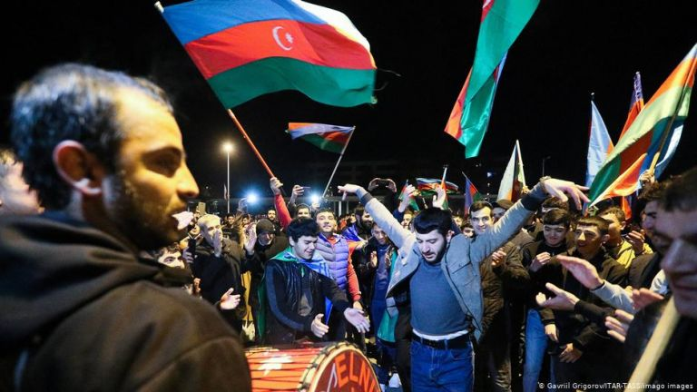 «Ρυθμιστής στον Καύκασο ο Πούτιν» – «Συμφορά στην Αρμενία» | tovima.gr