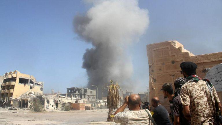 Λιβύη : Σκότωναν αμάχους παγιδεύοντας με νάρκες τα σπίτια τους | tovima.gr