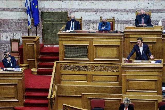 Διαξιφισμοί Μητσοτάκη – Τσίπρα στη Βουλή : Οι στοχεύσεις, τα χτυπήματα   tovima.gr